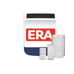 ERA Valiant Wireless SmartPhone†Alarm System
